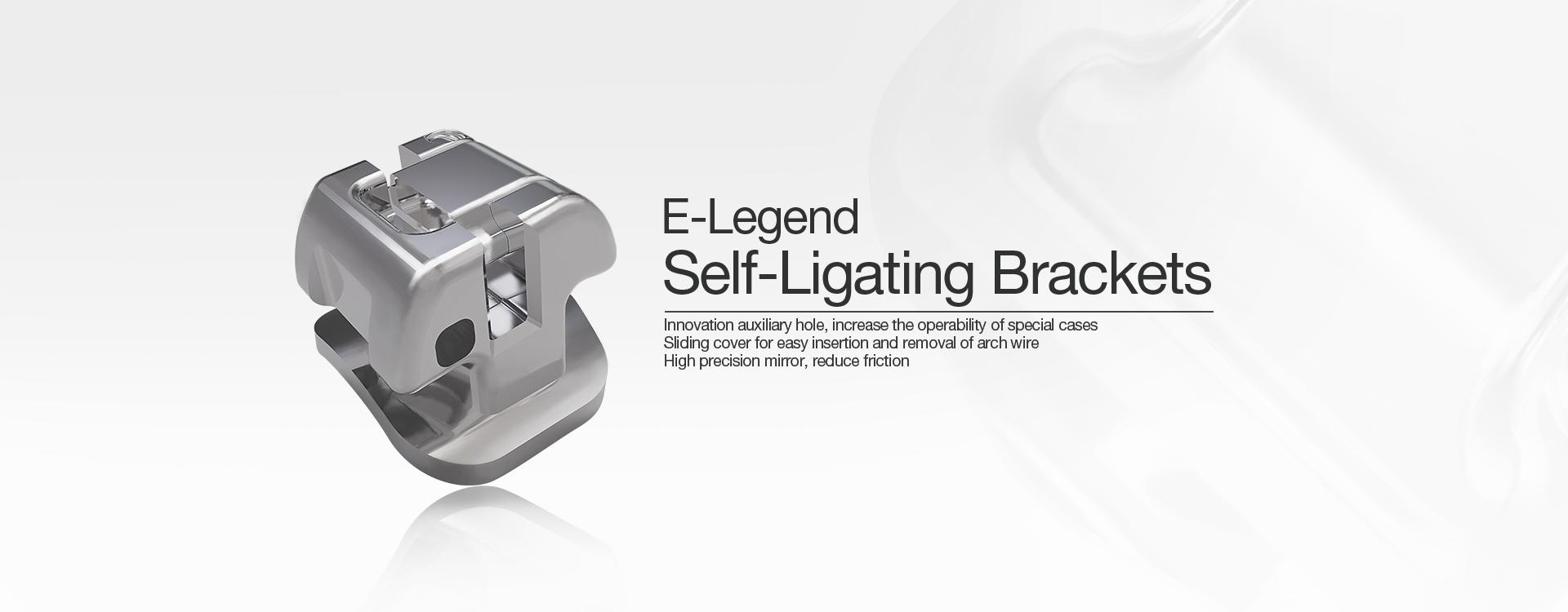 self-ligating bracket