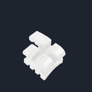 Dental  orthodontic ceramic bracket