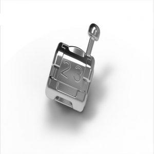 orthodontic self ligaing braces dental teeth bracket CE ISO FDA